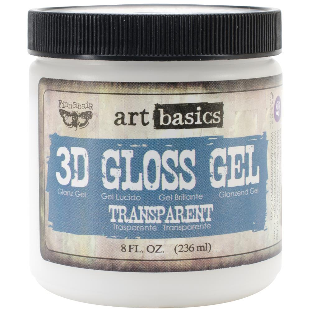 Prima Gloss Gel - 3D 8 fl. oz.