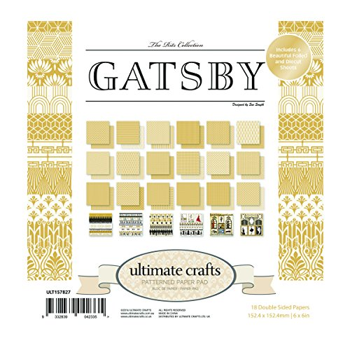 Ultimate Crafts Paper Pad 6