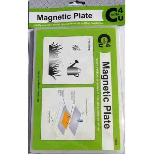 Crafts4U Plate - Magnetic Base