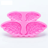 Silicone Mold - Angel Wings