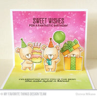 My Favorite Things Stamp set - Beary Special Birthday