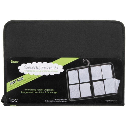 "Darice Embossing Folder Organiser - 5"" x 7"" pockets"