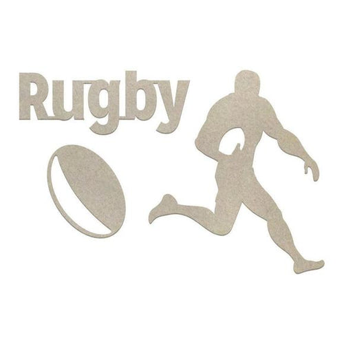 Couture Chipboard - Rugby