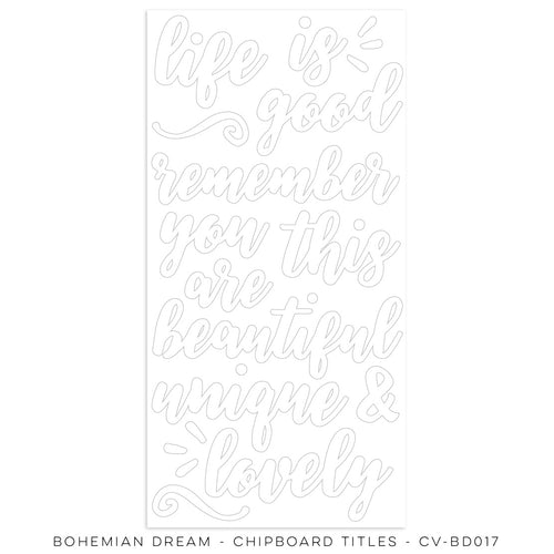 Cocoa Vanilla Thickers - Bohemian Dream
