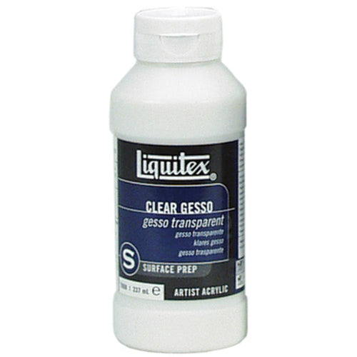 Liquitex Clear Gesso 8oz/237ml