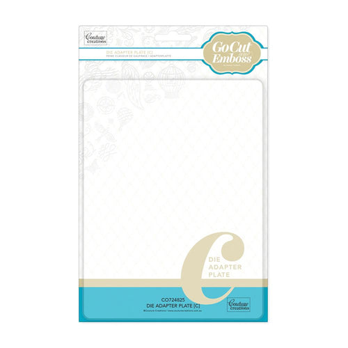 Couture GoCut & Emboss - Cutting Plates C (2 pcs)