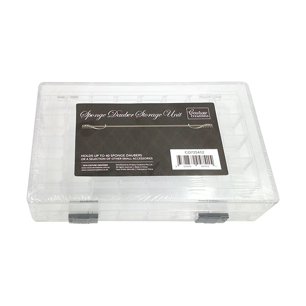 Couture Sponge Dauber Storage Unit