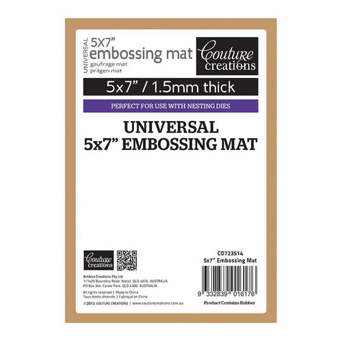 Couture Universal Embossing Mat