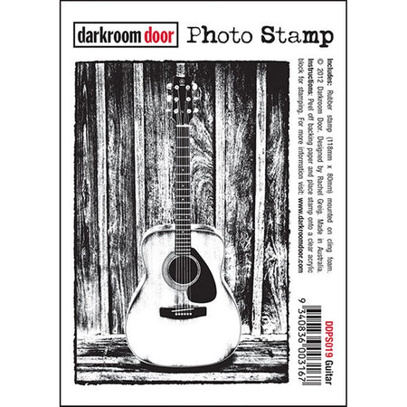 Darkroom Door Stamp set - Fine Leaves