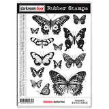 Darkroom Door Stamp Set Butterflies
