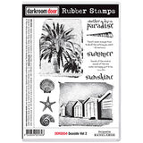Darkroom Door Stamp set - Seaside Vol 2
