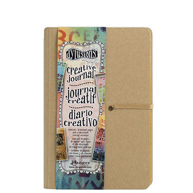 "Dylusions Journal - 5"" x 8"" White Paper"
