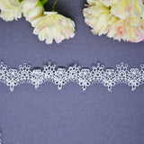 Delightfully Delicate Lace - 30cm