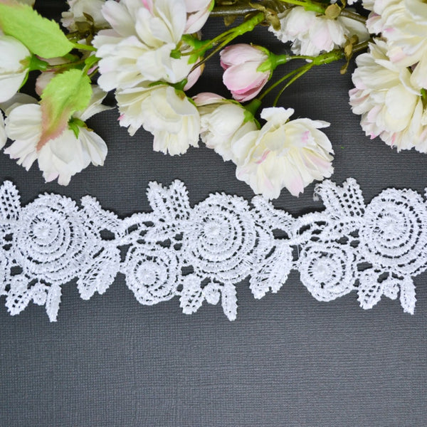 Double Rose Lace 30cm