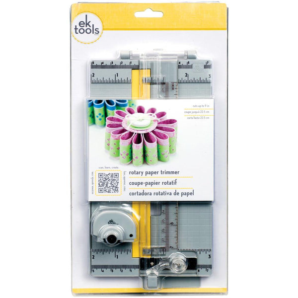 EK Tools Mini Rotary Paper Trimmer