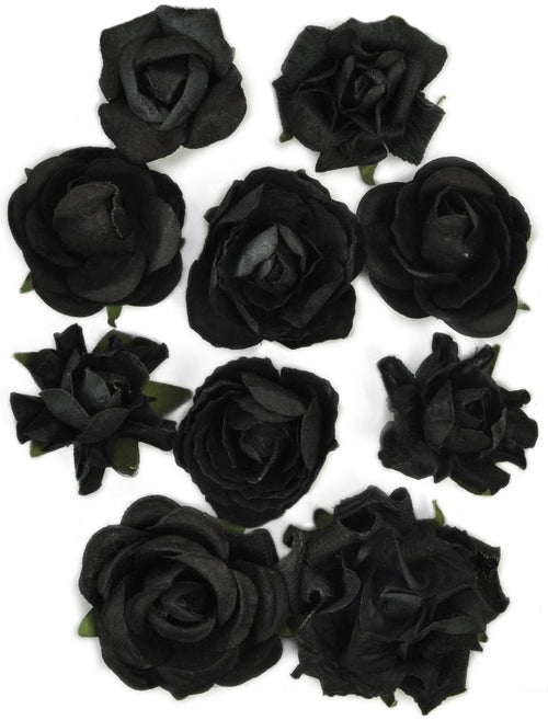 Kaiser Flower Pack - Black