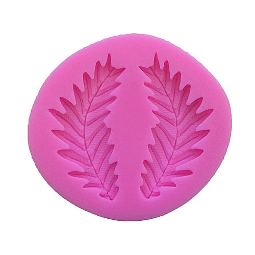 Silicone Mold - Fern Fronds