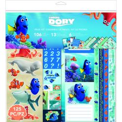 "Disney Paper Pack 12"" x 12"" - Finding Dory Kit"
