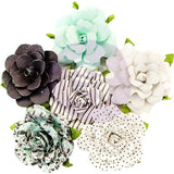 Prima Flower Pack - Flirty Fleur Dots & Stripes