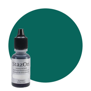 StazOn Ink - Solvent Refill 15ml