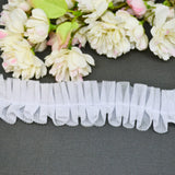 Gathered Tulle Trim 30cm