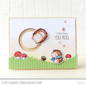 My Favorite Things Stamp set - Happy Hedgehogs