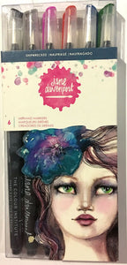 Jane Davenport Mermaid Markers - Shipwrecked