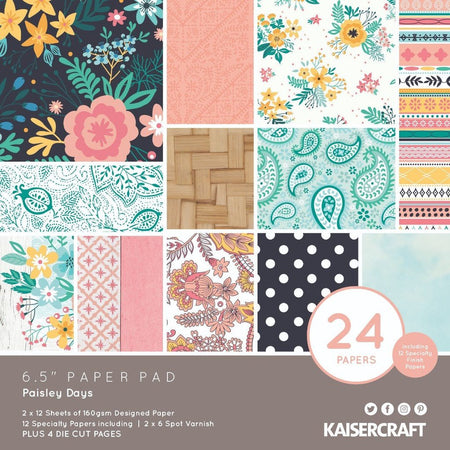 Kaiser Wooden Flourish Pack - Lady Like