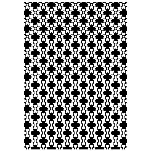 Kaisercraft Embossing Folder - Petals