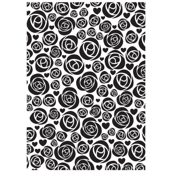Kaisercraft Embossing Folder - Roses