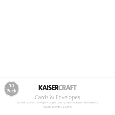 Kaisercraft Curios - Uncharted Waters