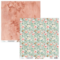 "Mintay Paper Pack 12"" x 12"" - Cozy Evening"