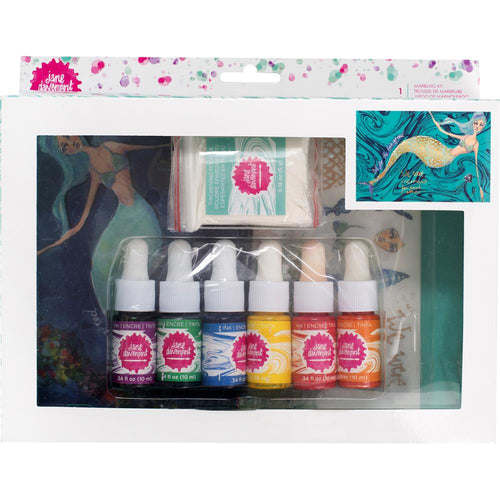 Jane Davenport Marbling Kit