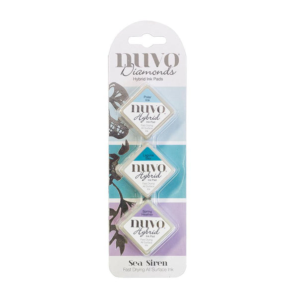 Nuvo Hybrid Ink Pad Set