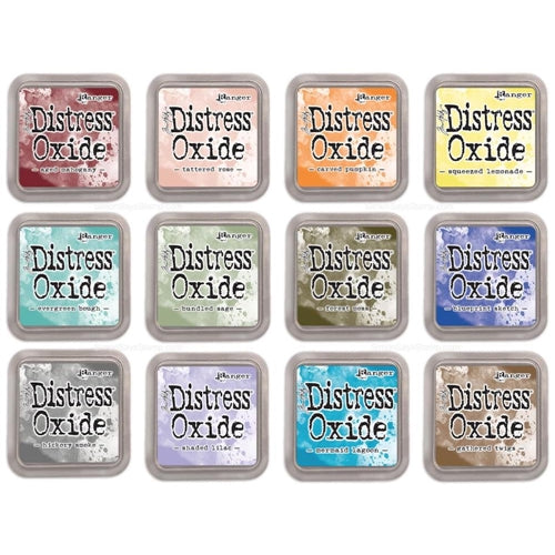 Tim Holtz Distress Ink Pad - Oxide