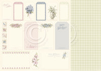 Pion Designs Paper Pack - Days Gone By