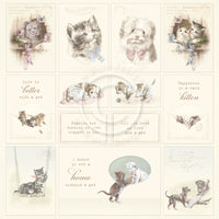 Pion Design Paper Pack - Our Furry Friends