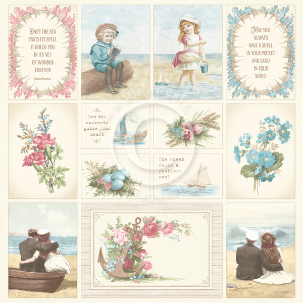 Pion Design Seaside Stories Collection
