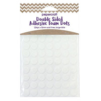 PaperCraft Foam Dots - 12mm (224pcs)