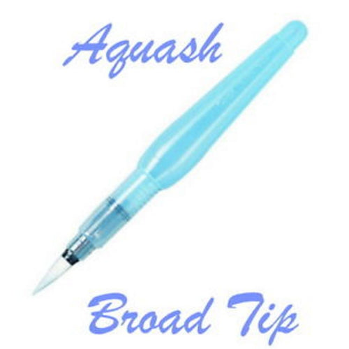 Pentel Squash Water Brush - Broad Point