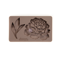 Prima Mini Mold - Midnight Garden 2.25x3.75""