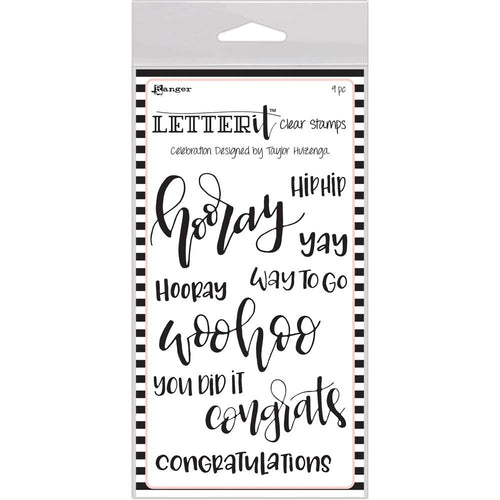 Letter It Stamp set - Celebration