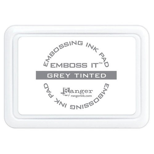 Ranger Embossing Ink Pad - Grey Tinted