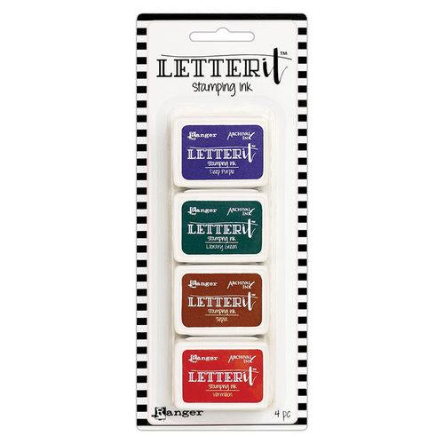 Letter It Archival Ink - Set of 4