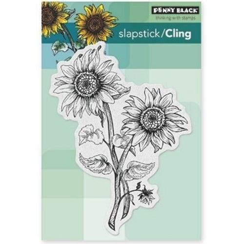 Penny Black Stamp - Sunny Pair