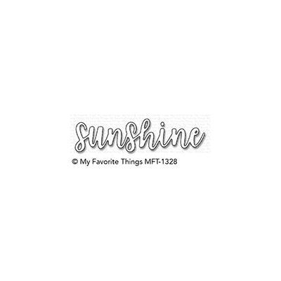 My Favorite Things Die Sunshine