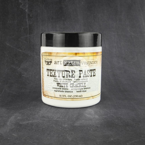 Prima Texture Paste White Crackle