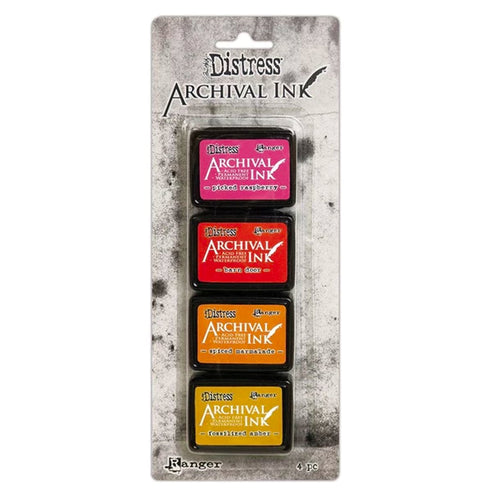 Tim Holtz Distress Archival Mini Ink Kit