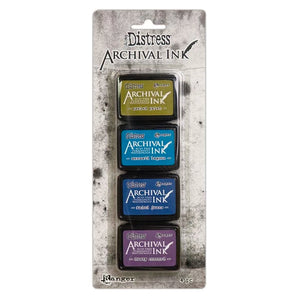Tim Holtz Distress Ink - Archival Mini Ink Kit