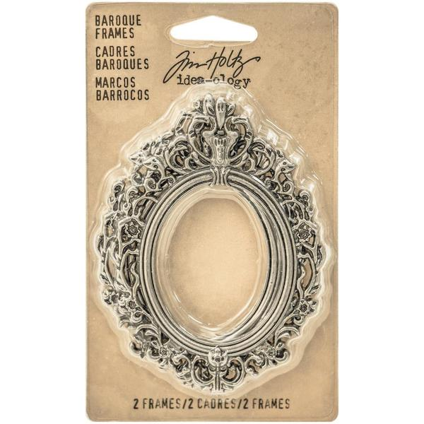 Tim Holtz Idea-Ology - Baroque Frames